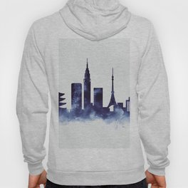 Tokyo Skyline Hoody