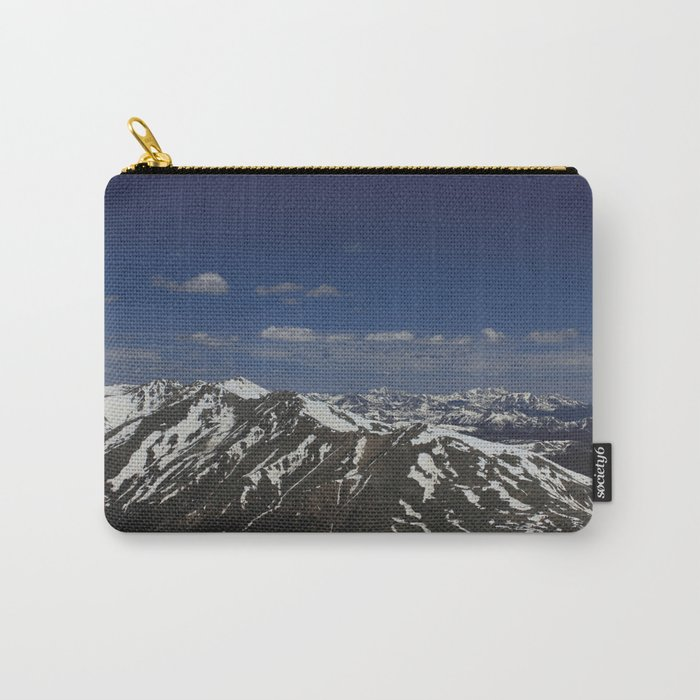 From the Top of the Rockies Carry-All Pouch
