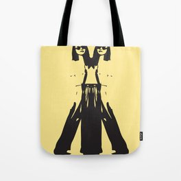 Double Vision Pants Tote Bag