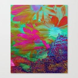 Floral Fantasy 2 Canvas Print