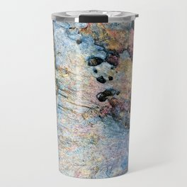 Stone Art Travel Mug