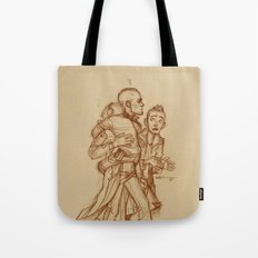 Yondu, Peter & Kraglin Tote Bag