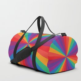 Rainbow Star Duffle Bag