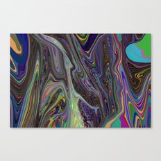 Tripping Canvas Print