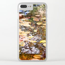 Painted South Clear iPhone Case