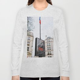 Parisian Street III Long Sleeve T-shirt