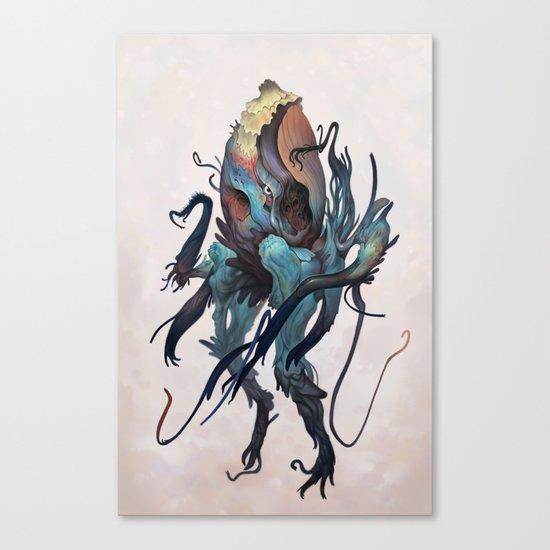 Cqueej Canvas Print