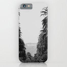 LA Noir iPhone Case