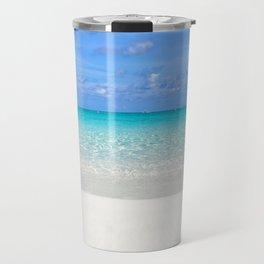 Gorgeous Tropical Ocean Travel Mug
