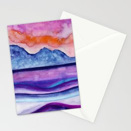 A 0 36 color option Stationery Cards