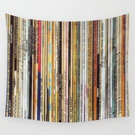 vinyl records Wall Tapestry