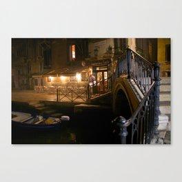 Ponte Canvas Print
