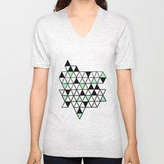 Geometría Unisex V-Neck