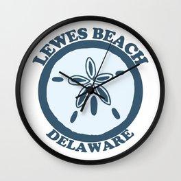 Lewes - Delaware. Wall Clock