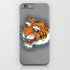 Bengal Tiger Angry iPhone 6s Slim Case
