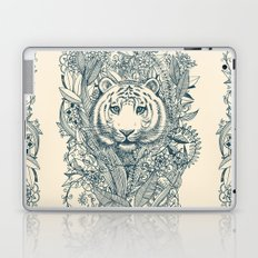Tiger Tangle Laptop & iPad Skin