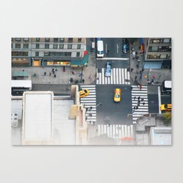 159. Mini City, New York Canvas Print