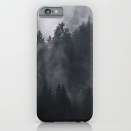 Mistic Forest iPhone Case