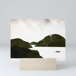 Island Life Mini Art Print
