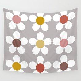 Spring Daisies Wall Tapestry