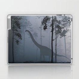 Dinosaur by Moonlight Laptop & iPad Skin