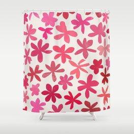 wildflowers 1 Shower Curtain