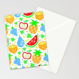 Fiesta de las Frutas Stationery Cards