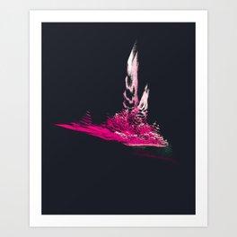 The Freedombird No.06 Art Print