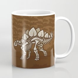 Extinct Lil' Stegosaurus Coffee Mug