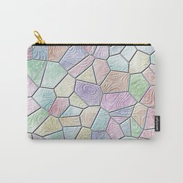 Mosaic LORA,candy Carry-All Pouch