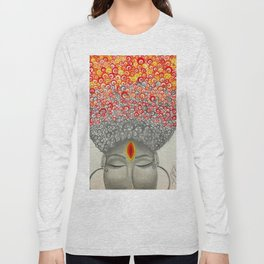 Qi Long Sleeve T-shirt