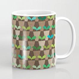 Grandmother's Pot Garden Coffee Mug