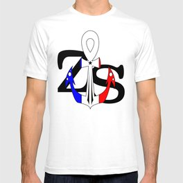 Zipcode Sailor French Anhkor T-shirt