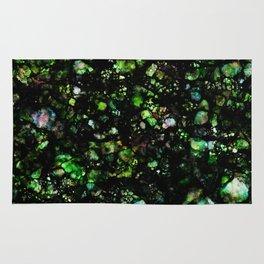 Nebula I, Emerald Rug
