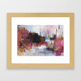 Saturation Framed Art Print