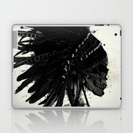 Warbonnet Skull Laptop & iPad Skin