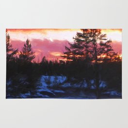 Norris Sunset Rug