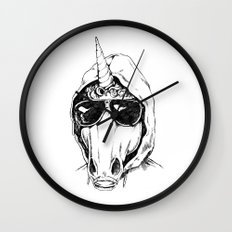 Unibomber Wall Clock