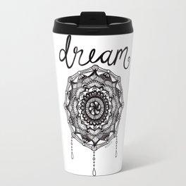 Dream Mandala Travel Mug