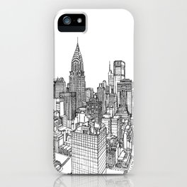Historical City iPhone Case