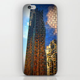 Reflected iPhone Skin