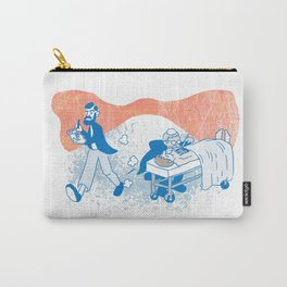Freud and Halsted Carry-All Pouch