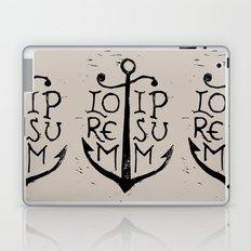 Lorem Ipsum Laptop & iPad Skin