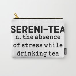 Sereni-tea Carry-All Pouch