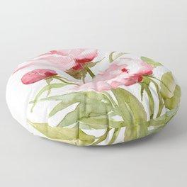 The Ohana Garden series VI.  Floor Pillow