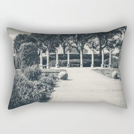 Pathway to Stone Rectangular Pillow