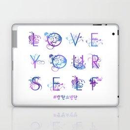 Kpop BTS: LOVE YOURSELF! Laptop & iPad Skin