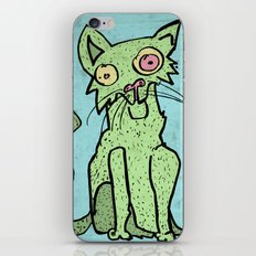 Catnip iPhone & iPod Skin