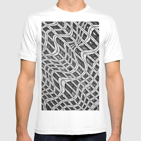 Canary Wharf Windows T-shirt