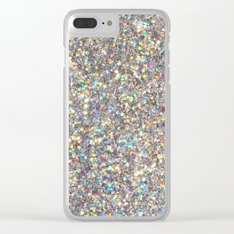 Chatoyant Clear iPhone Case